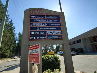 Photo 2: 201 1120 WESTWOOD Street in Coquitlam: North Coquitlam Office for sale : MLS®# C8035060