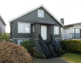 Photo 1: 4820 Albert Sreet in Burnaby: Capitol Hill BN House for sale (Burnaby North)  : MLS®# V805860