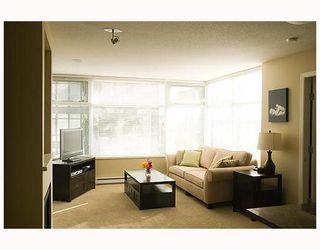 """Photo 3: # 301 9298 UNIVERSITY CR in Burnaby: Simon Fraser Univer. Condo for sale in """"Novo 1"""" (Burnaby North)  : MLS®# V788446"""
