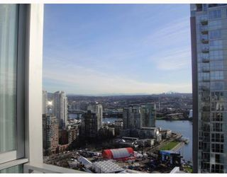 "Photo 9: # 3108 1438 RICHARDS ST in Vancouver: False Creek North Condo for sale in ""AZURA I"" (Vancouver West)  : MLS®# V808606"
