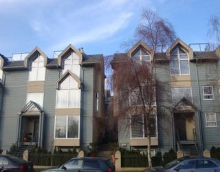 Photo 1: 3029 LAUREL ST in Vancouver: Condo for sale (Vancouver West)  : MLS®# V753164