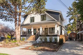 Main Photo: 2493 W 7TH Avenue in Vancouver: Kitsilano House 1/2 Duplex for sale (Vancouver West)  : MLS®# R2391737