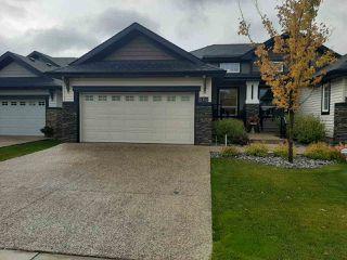 Main Photo: 2311 ASHCRAFT CAPE Cape in Edmonton: Zone 55 House Half Duplex for sale : MLS®# E4183957