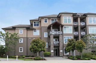 "Main Photo: 328 18818 68 Avenue in Surrey: Clayton Condo for sale in ""Calera"" (Cloverdale)  : MLS®# R2473082"