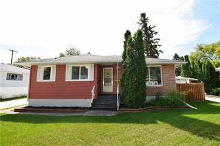 Photo 1: 1420 Somerville Avenue in Winnipeg: West Fort Garry Residential for sale (1Jw)  : MLS®# 202017423