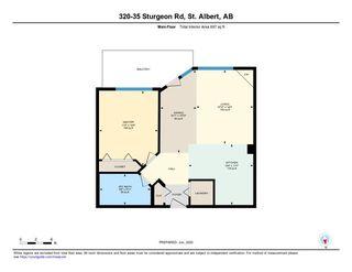 Photo 24: 320 35 STURGEON Road: St. Albert Condo for sale : MLS®# E4212977