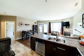 Photo 4: 320 35 STURGEON Road: St. Albert Condo for sale : MLS®# E4212977