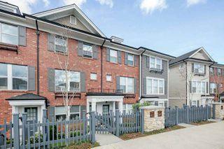 Photo 1: 61 10415 DELSOM CRESCENT in Delta: Nordel Townhouse for sale (N. Delta)  : MLS®# R2480334