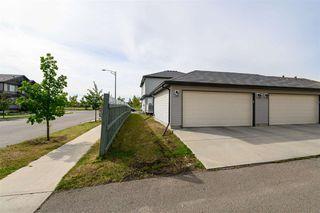 Photo 27: 2324 GLENRIDDING Boulevard in Edmonton: Zone 56 House Half Duplex for sale : MLS®# E4213271