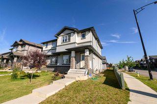 Photo 2: 2324 GLENRIDDING Boulevard in Edmonton: Zone 56 House Half Duplex for sale : MLS®# E4213271