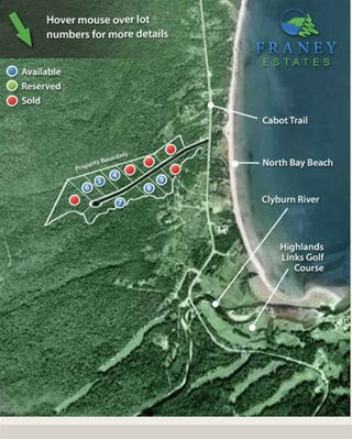 Photo 2: Lot 7 Sea Breeze Lane in Ingonish: 209-Victoria County / Baddeck Vacant Land for sale (Cape Breton)  : MLS®# 202020605