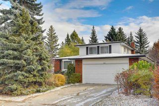 Photo 1: 4123 ASPEN Drive W in Edmonton: Zone 16 House for sale : MLS®# E4218407