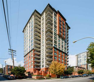 Main Photo: 505 833 AGNES Street in New Westminster: Downtown NW Condo for sale : MLS®# R2511689