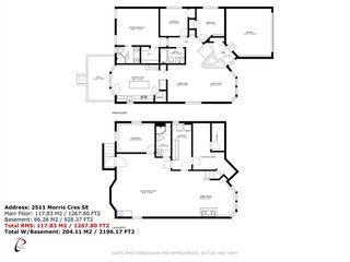 Photo 42: 2511 Morris Crescent SE: Airdrie Detached for sale : MLS®# A1058863
