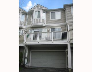 "Photo 1: 7500 CUMBERLAND Street in Burnaby: The Crest Townhouse for sale in ""WILDFLOWER"" (Burnaby East)  : MLS®# V640557"