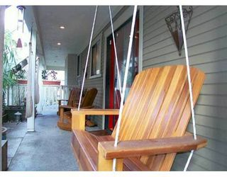 "Photo 8: 1 335 W 13TH AV in Vancouver: Mount Pleasant VW Townhouse for sale in ""CITY HALL"" (Vancouver West)  : MLS®# V575795"