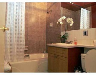 "Photo 6: 1 335 W 13TH AV in Vancouver: Mount Pleasant VW Townhouse for sale in ""CITY HALL"" (Vancouver West)  : MLS®# V575795"