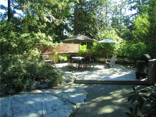 Photo 2: 4620 CHERBOURG DR in West Vancouver: Caulfeild House for sale : MLS®# V895343