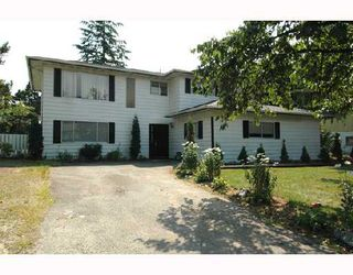 Photo 1: 22630 LEE Avenue in Maple_Ridge: East Central House for sale (Maple Ridge)  : MLS®# V659537