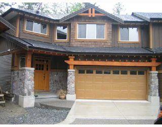 "Main Photo: 52 24185 106B Avenue in Maple_Ridge: Albion House 1/2 Duplex for sale in ""TRAILS EDGE"" (Maple Ridge)  : MLS®# V714802"