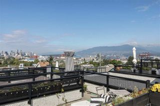 "Photo 17: 4 1851 ADANAC Street in Vancouver: Hastings Townhouse for sale in ""ADANAC 2"" (Vancouver East)  : MLS®# R2415735"