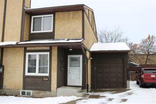 Photo 2: 2218 114 Street in Edmonton: Zone 16 House Half Duplex for sale : MLS®# E4179703