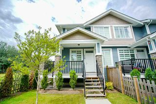Photo 1: 118 7080 188 Street in Surrey: Clayton Townhouse for sale (Cloverdale)  : MLS®# R2469469