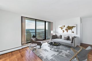 """Main Photo: 1005 1330 HARWOOD Street in Vancouver: West End VW Condo for sale in """"WESTSEA TOWERS"""" (Vancouver West)  : MLS®# R2480100"""