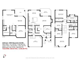Photo 46: 1854 Baywater Street SW: Airdrie Detached for sale : MLS®# A1038029