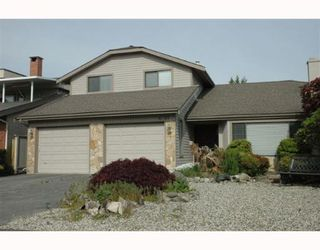 Photo 1: 8120 MIRABEL Court in Richmond: Woodwards House for sale : MLS®# V651376