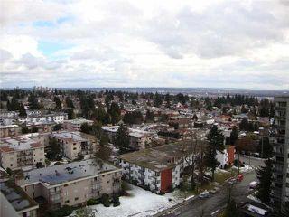 "Photo 2: # 1607 6595 WILLINGDON AV in Burnaby: Metrotown Condo for sale in ""HUNTLEY MANOR"" (Burnaby South)  : MLS®# V874229"