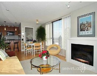 "Photo 4: 607 7063 HALL Avenue in Burnaby: VBSHG Condo for sale in ""Emerson"" (Burnaby South)  : MLS®# V696159"
