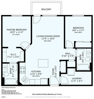 Photo 18: 5302 7335 SOUTH TERWILLEGAR Drive in Edmonton: Zone 14 Condo for sale : MLS®# E4169355