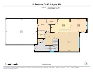 Photo 34: 52 REDSTONE Drive NE in Calgary: Redstone Detached for sale : MLS®# C4281360
