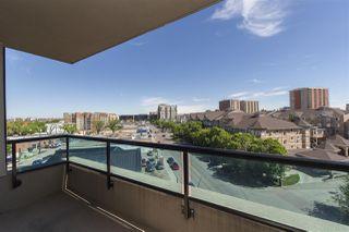 Photo 3: 501 10142 111 Street in Edmonton: Zone 12 Condo for sale : MLS®# E4195357