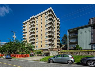 "Photo 1: 301 209 CARNARVON Street in New Westminster: Downtown NW Condo for sale in ""Argyle House"" : MLS®# R2466773"
