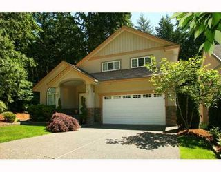 Photo 1: 1817 CAMELBACK CT in Coquitlam: House for sale : MLS®# V774793