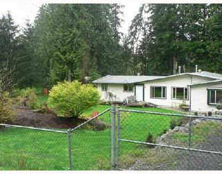 Main Photo: 11685 272ND Street in Maple_Ridge: Whonnock House for sale (Maple Ridge)  : MLS®# V646826