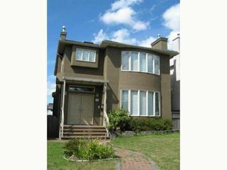 Main Photo: 7575 Ontario in Vancouver: Marpole House for sale (Vancouver West)  : MLS®# V880399