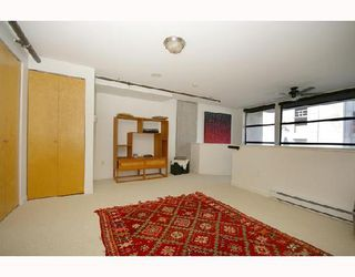 """Photo 8: 313 428 W 8TH Avenue in Vancouver: Mount Pleasant VW Condo for sale in """"XL LOFTS"""" (Vancouver West)  : MLS®# V667228"""