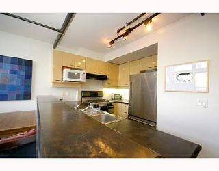 """Photo 4: 313 428 W 8TH Avenue in Vancouver: Mount Pleasant VW Condo for sale in """"XL LOFTS"""" (Vancouver West)  : MLS®# V667228"""