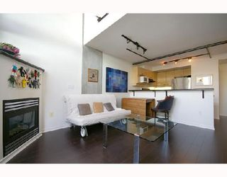 """Photo 3: 313 428 W 8TH Avenue in Vancouver: Mount Pleasant VW Condo for sale in """"XL LOFTS"""" (Vancouver West)  : MLS®# V667228"""