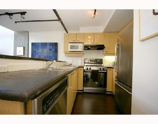 """Photo 5: 313 428 W 8TH Avenue in Vancouver: Mount Pleasant VW Condo for sale in """"XL LOFTS"""" (Vancouver West)  : MLS®# V667228"""