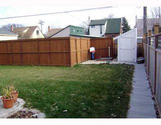 Photo 9: 124 HILL Street in WINNIPEG: St Boniface Single Family Detached for sale (South East Winnipeg)  : MLS®# 2719160