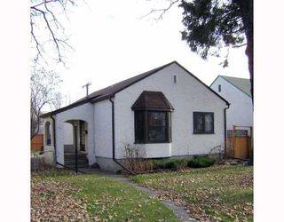 Photo 1: 124 HILL Street in WINNIPEG: St Boniface Single Family Detached for sale (South East Winnipeg)  : MLS®# 2719160