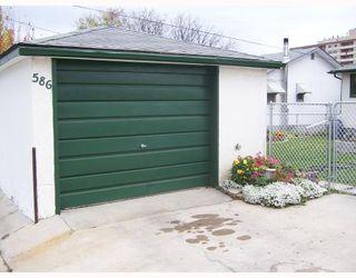 Photo 9: 586 SEVEN OAKS Avenue in WINNIPEG: West Kildonan / Garden City Single Family Detached for sale (North West Winnipeg)  : MLS®# 2719359
