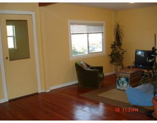 Photo 4: 1507 BOND Street in North_Vancouver: Lynnmour House for sale (North Vancouver)  : MLS®# V679942