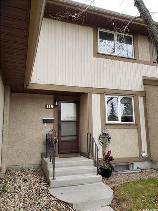 Photo 1: 119 1128 McKercher Drive in Saskatoon: Wildwood Residential for sale : MLS®# SK810824