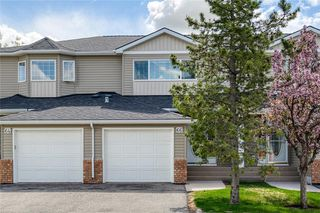 Main Photo: 66 CHAPARRAL RIDGE Terrace SE in Calgary: Chaparral Row/Townhouse for sale : MLS®# C4301625