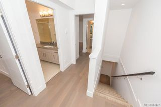 Photo 10: 1 549 Toronto St in Victoria: Vi James Bay Row/Townhouse for sale : MLS®# 842472